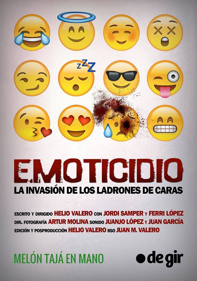 EMOTICIDIO - Curtmetratges