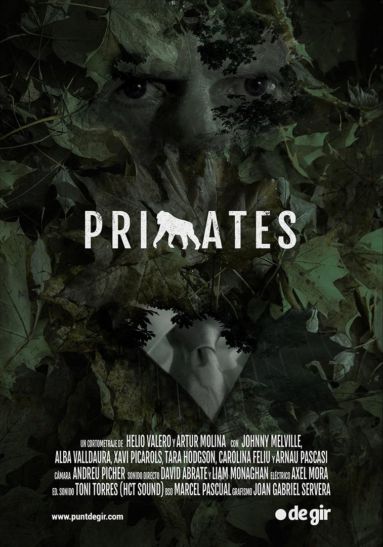 PRIMATES tamaño reducido 3 - Short films