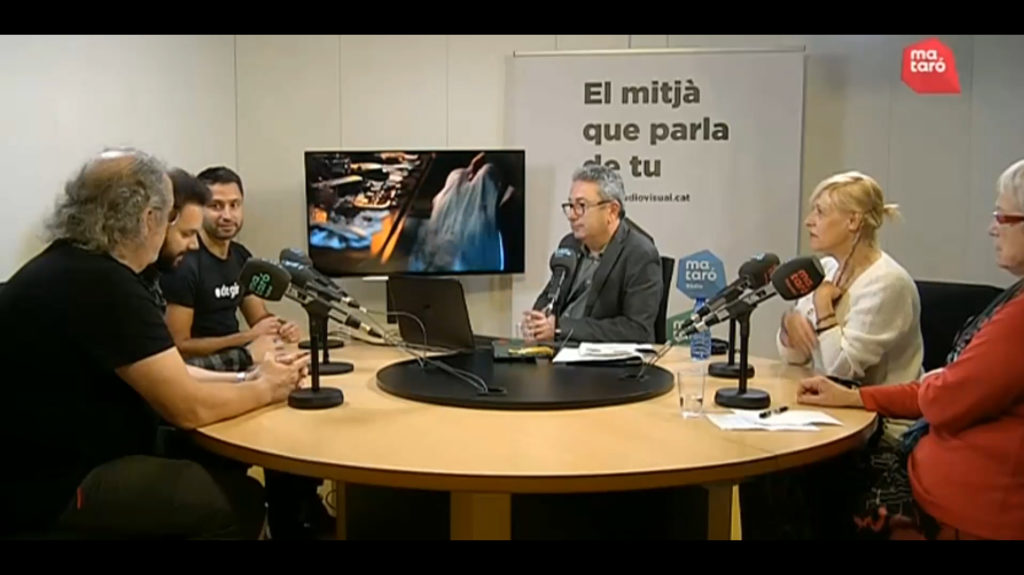 TV Mataró PDG 1024x575 - Los mejores momentos en Mataró Audiovisual