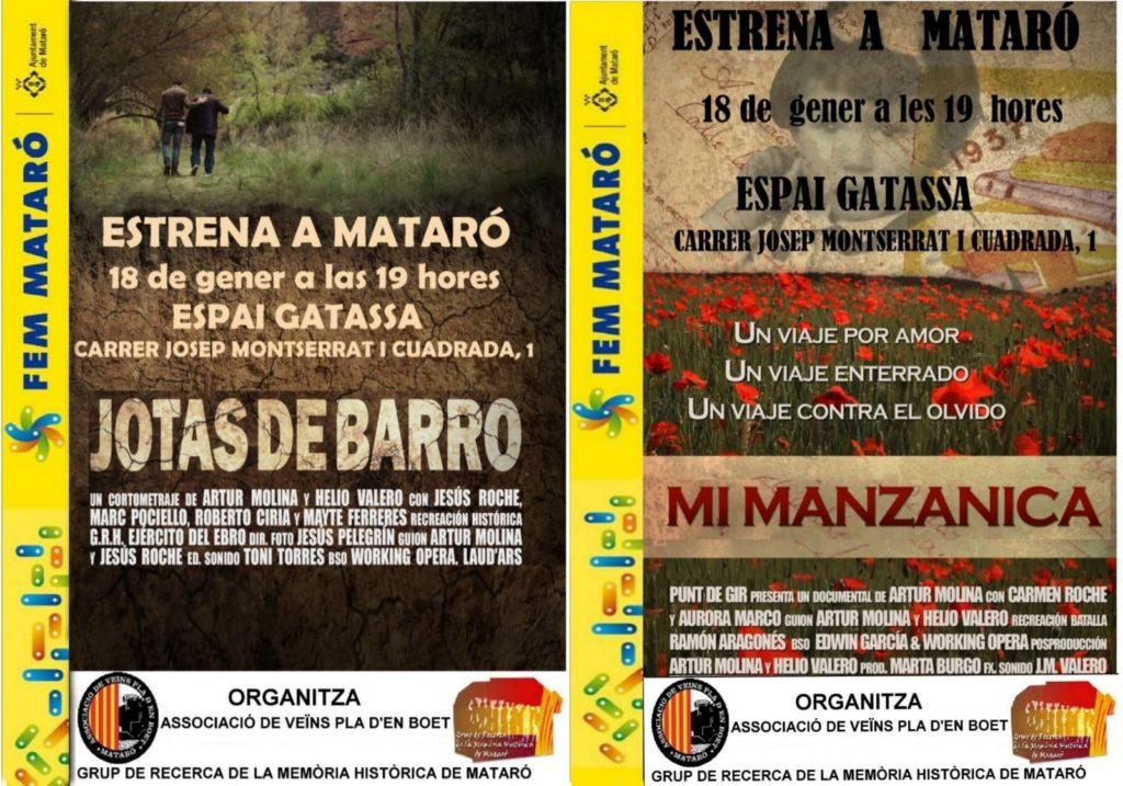 estrena Mataró 1024x717 - Estrena a Mataró