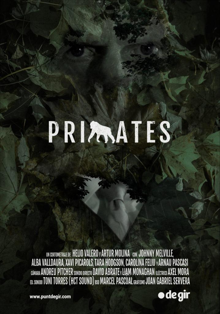 primates cartel FINAL OK 718x1024 - Llega PRIMATES.