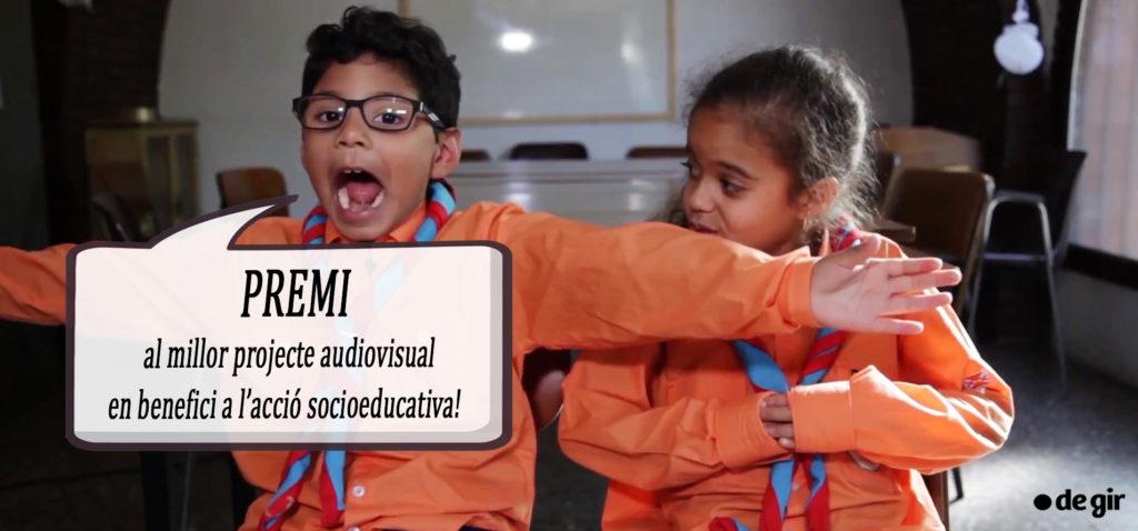 vincular x educar puntdegir 1024x478 - Presentem el documental VincularXEcudar al Miradocs19