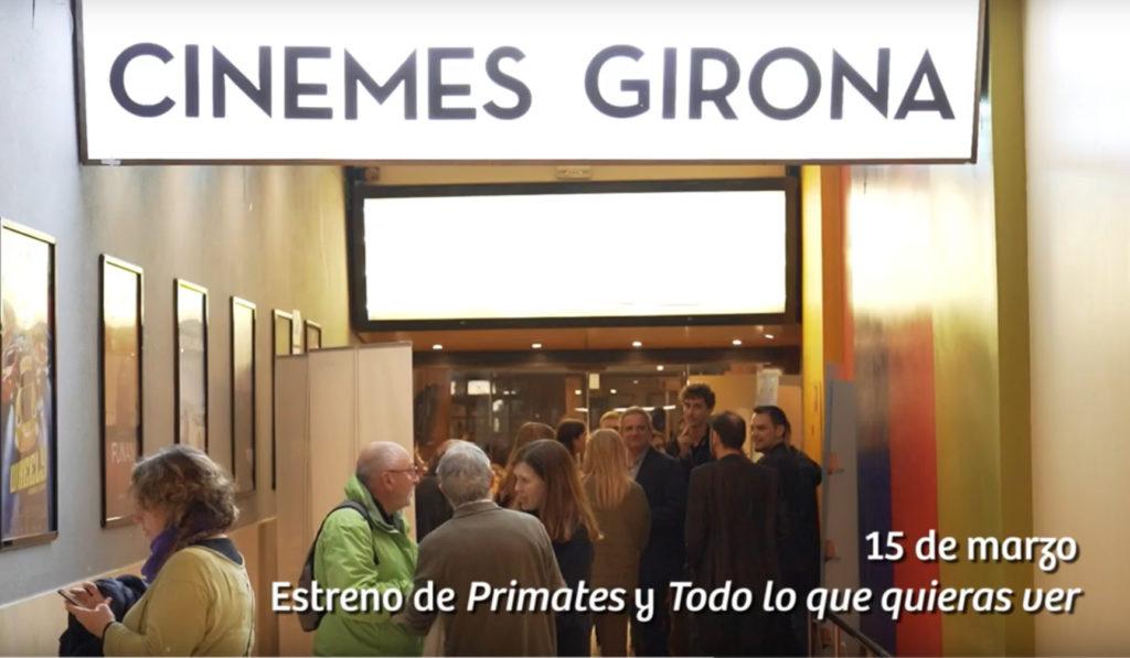 primates estreno 1024x597 - Un año de Primates