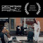 Agradecimientos ortometraggi film fest premio mencion especial del jurado