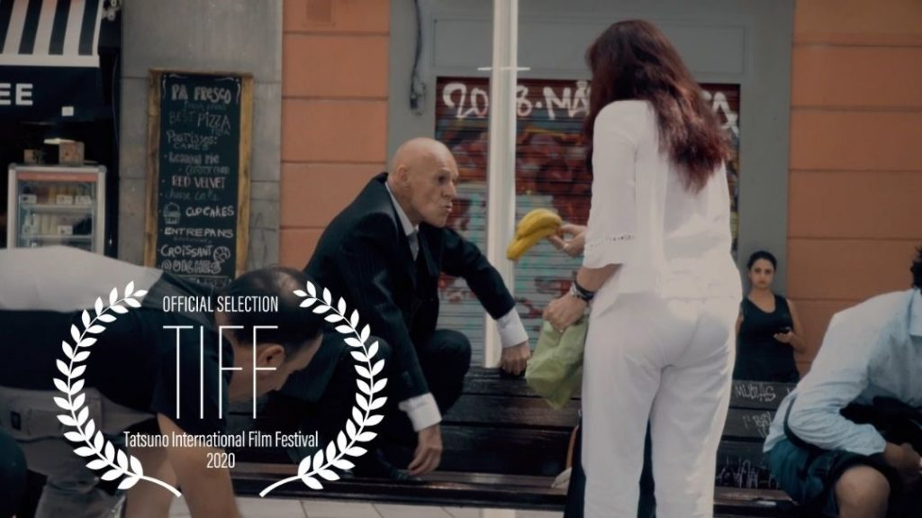 Primates seleccionado Tatsuno international film fest