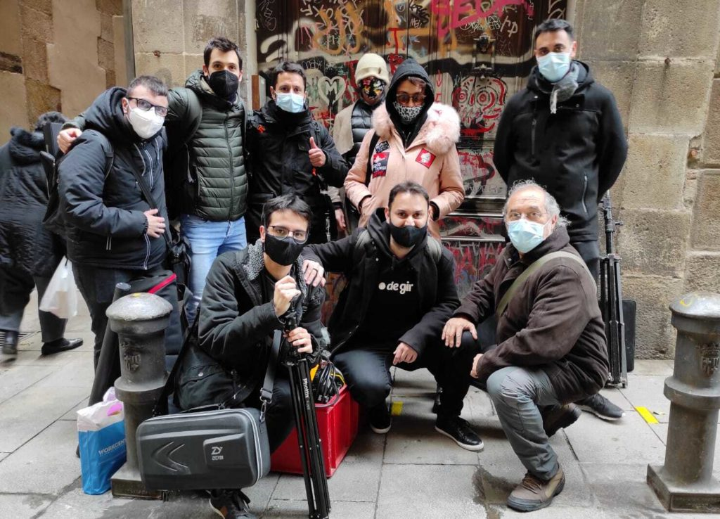 Mutilados Team