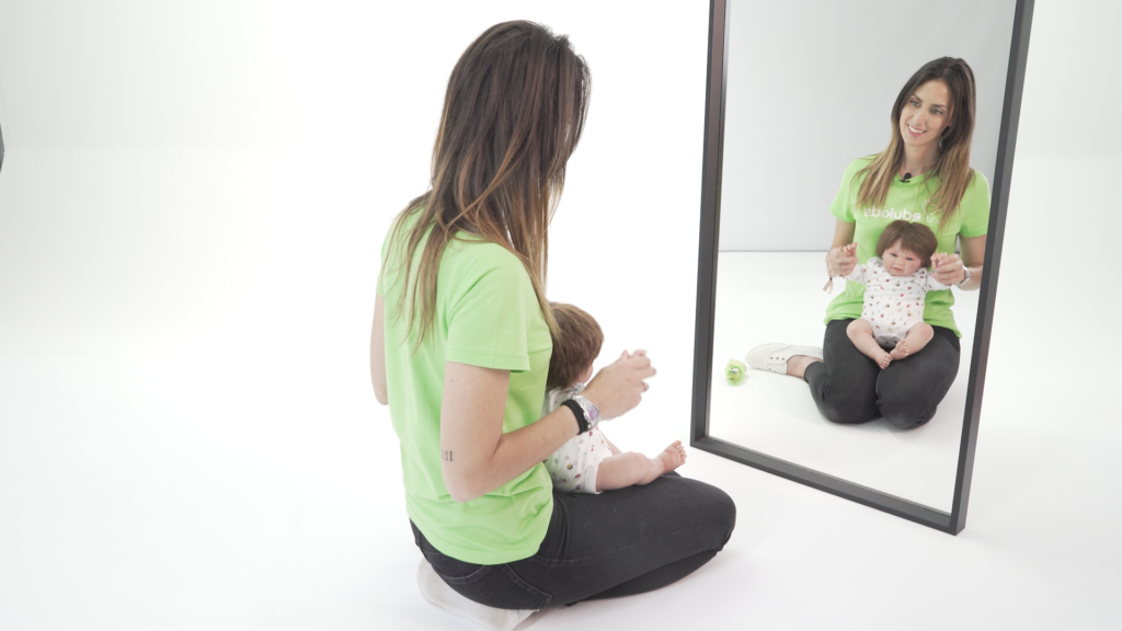 foto espejo 1 1024x576 - Candela i Johana al mirall